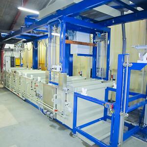 Oxideringsanlæg produceret i CubX