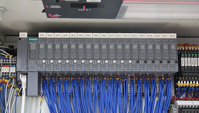 PLC styringer