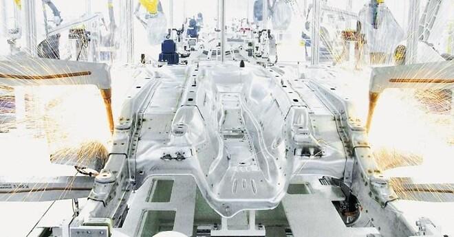 Faktor 1-sensorerna, automation, Balluff