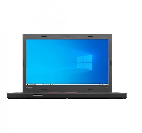 """14"""" Lenovo Thinkpad L460 - Intel i3 6100U 2,3GHz 256GB SSD 8GB Win10 Pro - bærbar computer"""
