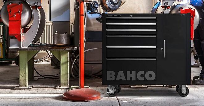 Med BETMS og Fit&Go fra Bahco får du skræddersyede  værkstedsvogne.