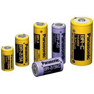 Lithium rundcelle batterier
