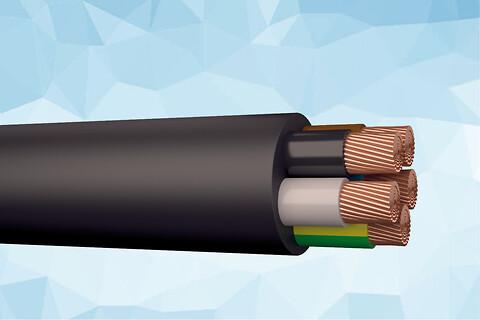 OZOFLEX H05RR-F 1 kV gummikabel