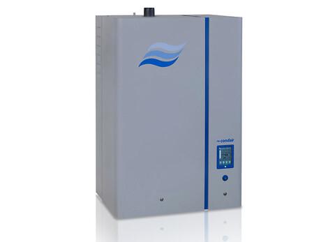 Condair EL elektrod ångbefuktare med elektroduppvärmning - Condair EL med elektrodeopvarmning er en dampbefugter, som giver pålidelig dampbefugtning.