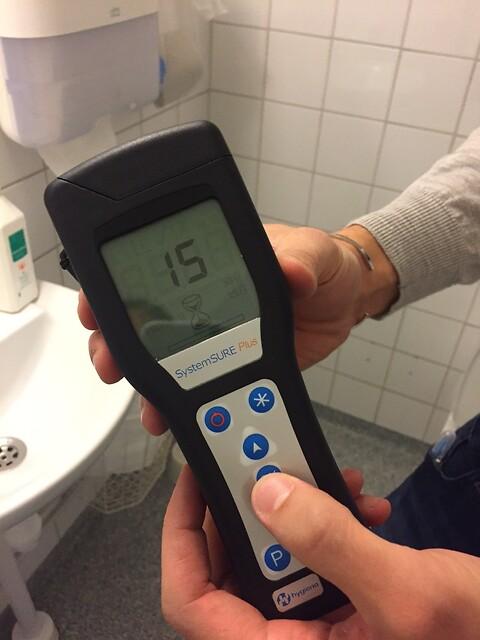 Diplomerad Hygientekniker 15 mars Linköping