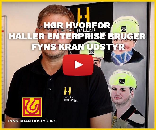 Søren Haller, Haller Enterprise