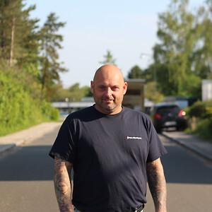 Johnny Kreutzmann - VVS Overmontør - Poul Sejr Nielsen
