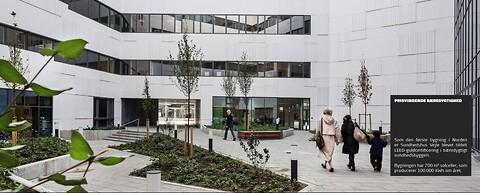 Arkitema Architects tilbyder rådgivning indenfor bæredygtighed