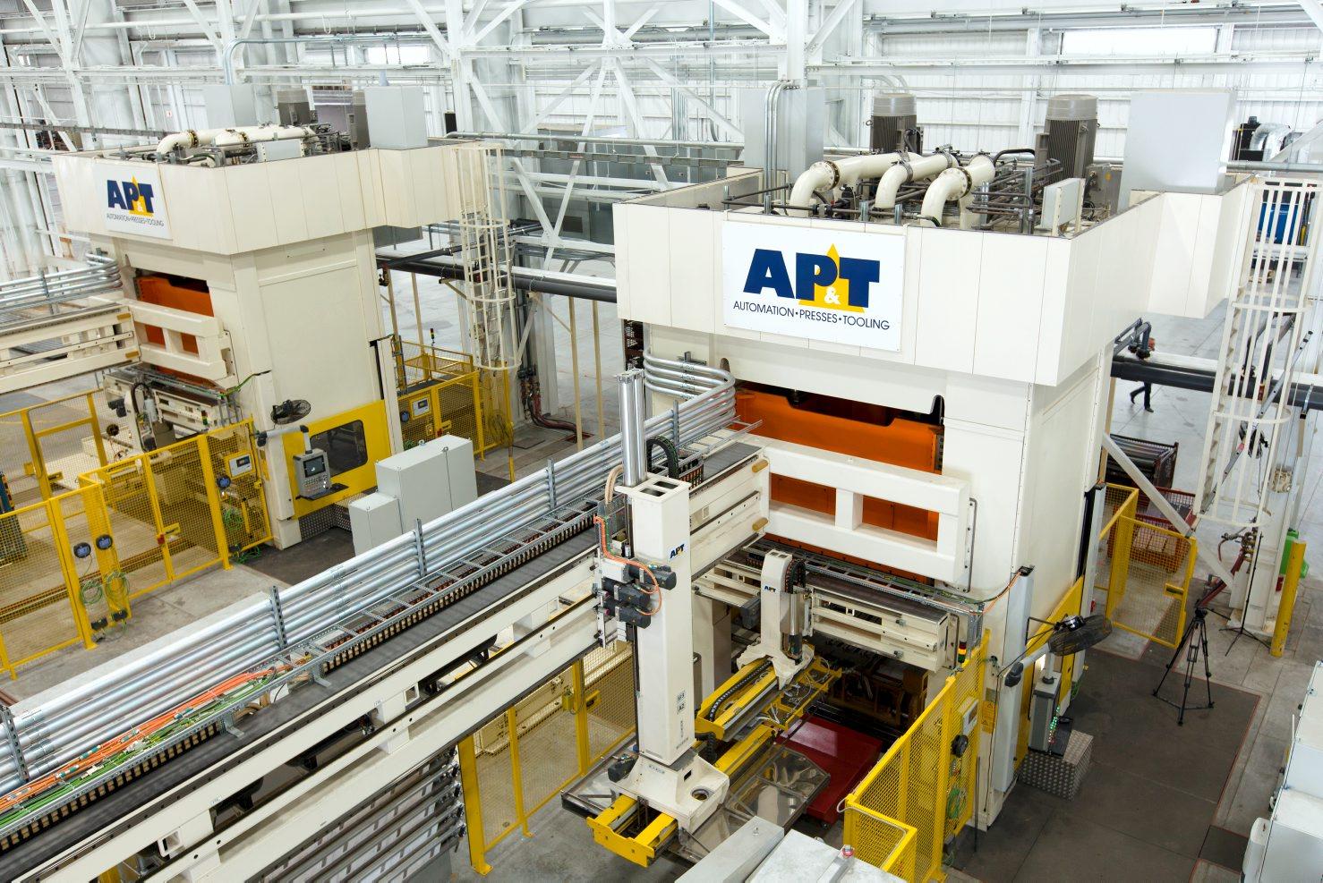 Valkommen Till Ap T S Monter Pa Mach Tool Metal Supply Se