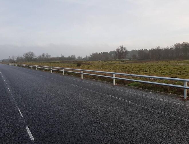 Safeline; räcken, bro- och vägräcken; saferoad