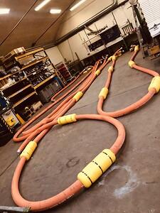 Potwater hose from TESS Denmark