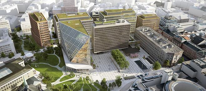 GK leverer bygningsautomatik til regeringskvarteret i Oslo