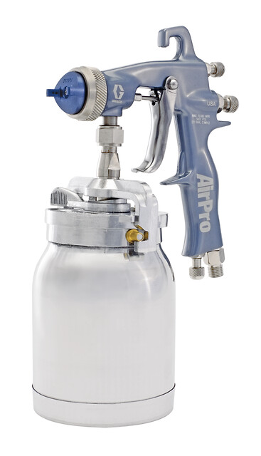 Graco Air-Pro sprøytepistol fra Norclean AS