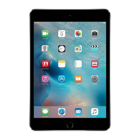 Apple ipad mini 4 128GB wifi (space gray) - grade b - tablet