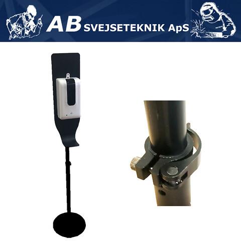 Gulvstativ til Berøringsfri dispenser til Oxyl-Pro® Hånddesinfektion.