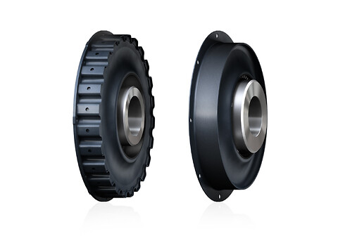 New highly torsionally flexible coupling series