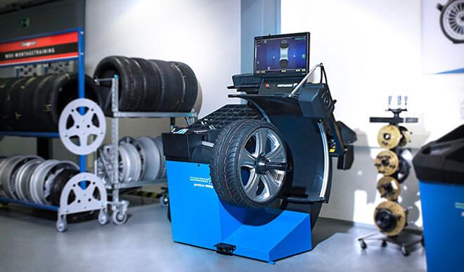 Balanseringsmaskin från SUN Maskin & Service