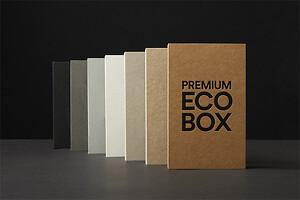Premium eco box, rigid box, premiumförpackning, förpackning, giftbox