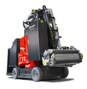 Semi-automatic sander eliminates the repetitive work characterizing manual sanding