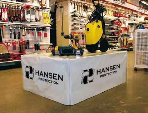 Palletrekk fra Hansen protection - Hansen Protection Palletrekk