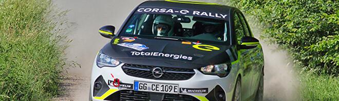 TotalEnergies, Opel, Rally, Motorsport