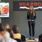 Completely Retail Marketplace Nordics Soapbox stage