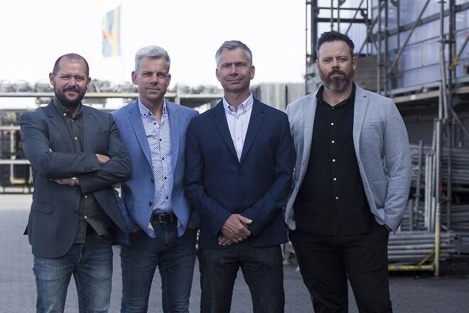 Byg og industri vil anbefale Dansk Stillads Service til andre