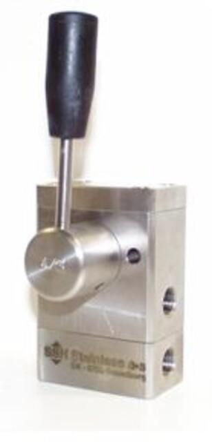 NRV ventil fra SSH Stainless A/S