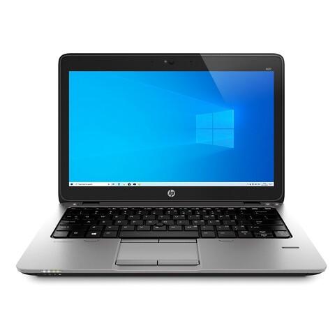 """12"""" hp elitebook 820 G2 - intel i5 5200U 2,2GHz 128GB ssd 8GB Win10 pro - grade b - bærbar computer"""