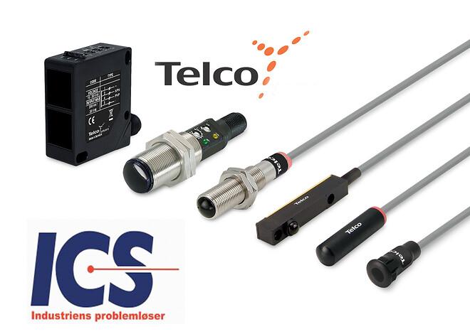 telco ics fotoceller automation robust vand damp støv snavs