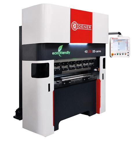 DENER B-Servo 4013 2021 - Elektriske servo-kantpresser fra DENER er en fleksibel og pålidelig kantpresser, der reducerer energiforbruget med op til 50% uden at gå på kompromis med effektivitet.