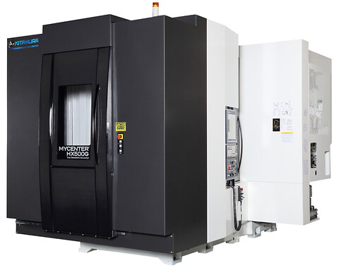KITAMURA Mycenter serie HX800G maskincenter