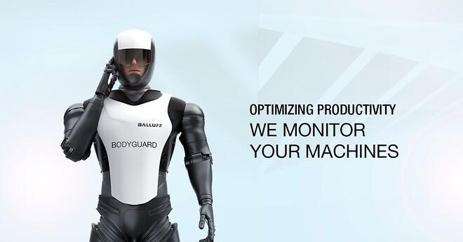 Monitor, Övervaka, övervakning, automation, Balluff