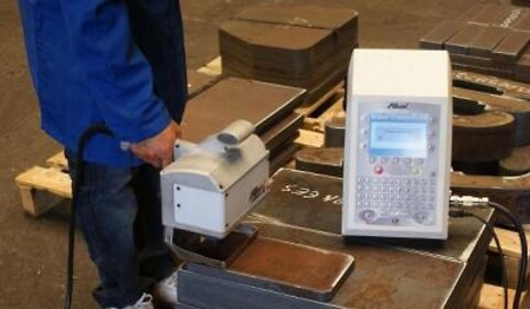Merkemaskin til outlet pris - Flexmark merkemaskin