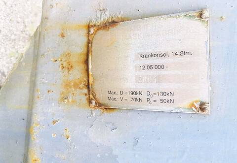 HMF krankonsol - 51168498 KOL