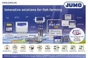 Aqua Nor 2019, fiskodling