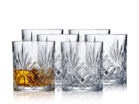 Lyngby whiskey glas