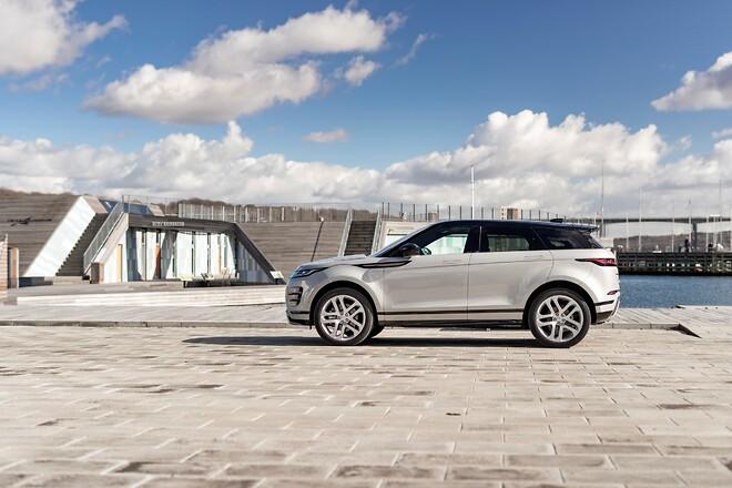 Biltorvet range rover