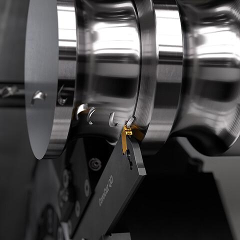 -RM-skjær inngår nå i CoroCut® QD-programmet - CoroCut