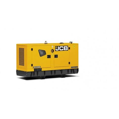 JCB generator G33QS