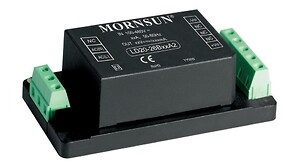 Strømforsyning LD20-26B, Strømforsyning LD10-26B, Mornsun, Power Technic, Strømforsyning