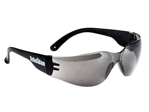 Sikkerhedsbrille GRÅ TEKSAFE 12STK/PK