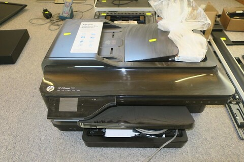 Printer hp officejet 7610