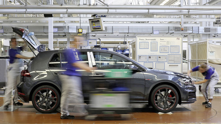 VW Bilproduksjon