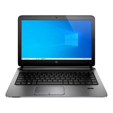 """13"""" HP ProBook 430 G1 - Intel i5 4200U 1,6GHz 120GB SSD 8GB Win10 Pro - Grade B - bærbar computer"""