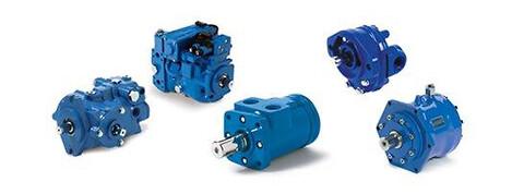 Hydrauliske motorer - Motorer