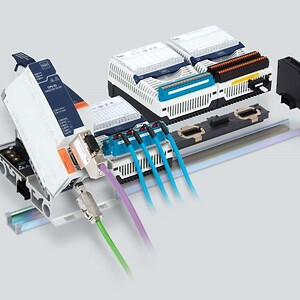 Remote-I/O-systemet IS1+ for moderne prosessautomatisering gir støtte for PROFINET, EtherNet/IP, Modbus TCP og PROFIBUS DP