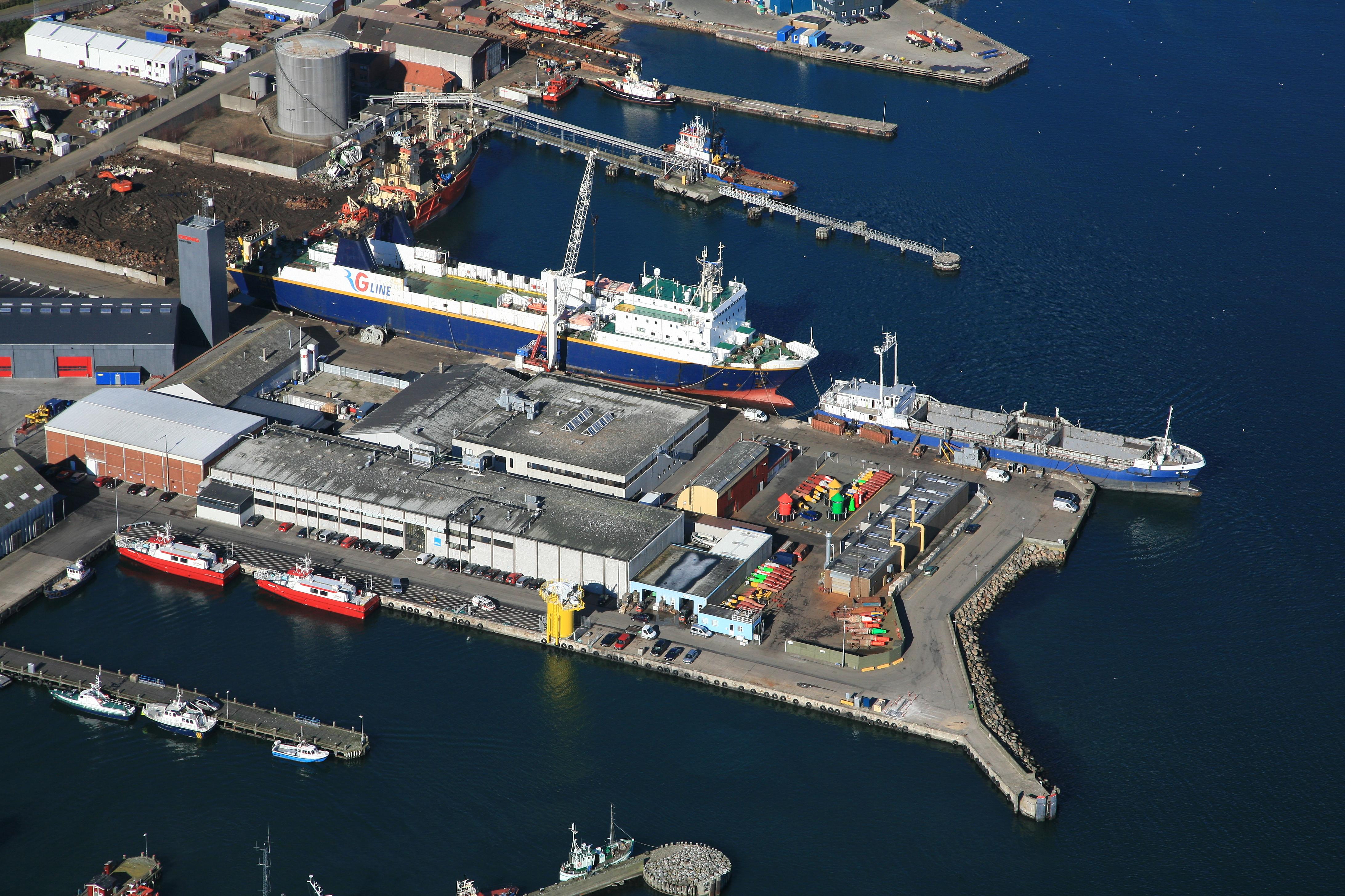 Image result for Grenå Havn