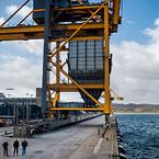 Aabenraa Havn skal være centrum for bæredygtige brintaktiviteter.