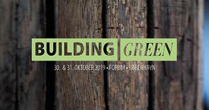 Building Green - bæredygtig arkitektur og byggeri